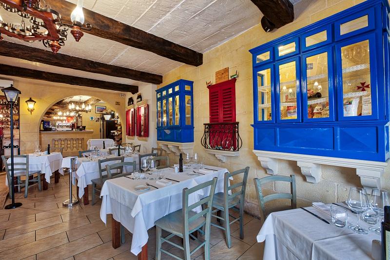 sicilian restaurant in marsaxlokk